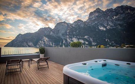 Itálie - Lago di Garda: Hotel Villa Enrica
