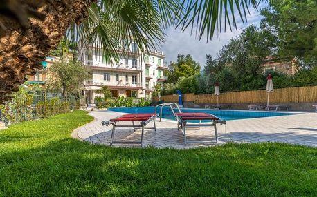 Itálie - Palmová riviéra: Hotel Garden