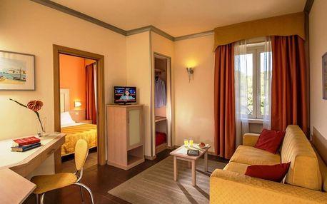 Itálie - Toskánsko: Hotel Mediterraneo
