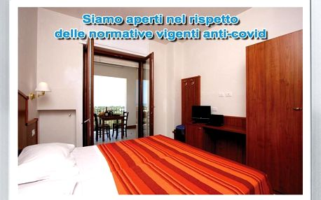 Itálie - Gargáno: Residence Hotel Torresilvana