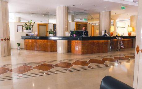 Itálie - Kalábrie: Grand Hotel Excelsior's