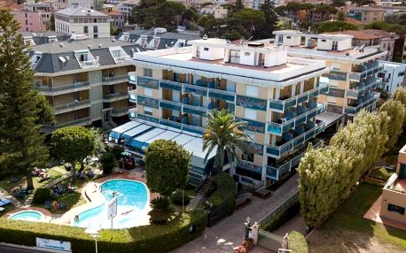 Itálie - Palmová riviéra: Hotel Garden Lido