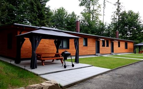 Olomoucký kraj: Cottage Forest Wellness Muna