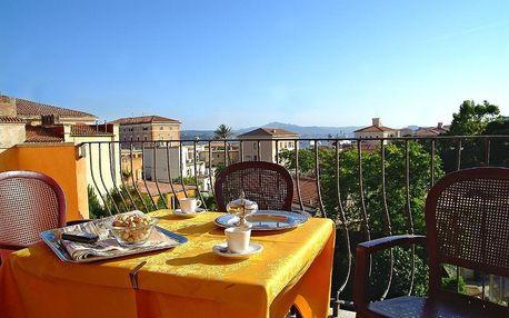 Itálie - Sardinie: Hotel Delle Isole
