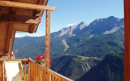 Itálie - Italské Alpy: Residence Cianfuran