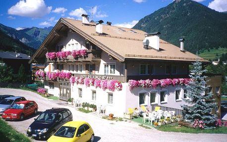 Itálie - Italské Alpy: Hotel Villa Mozart