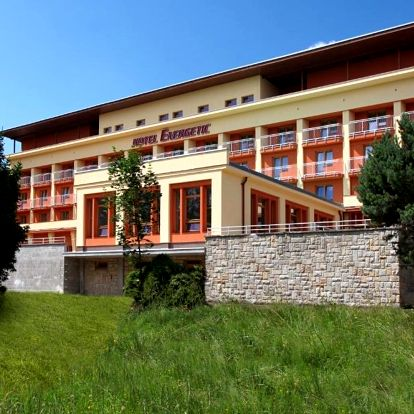 Valašsko: Wellness Resort Energetic
