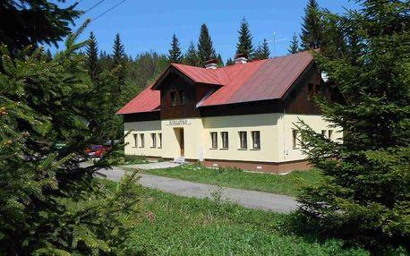 Jizerské hory: Chalet Karlovka