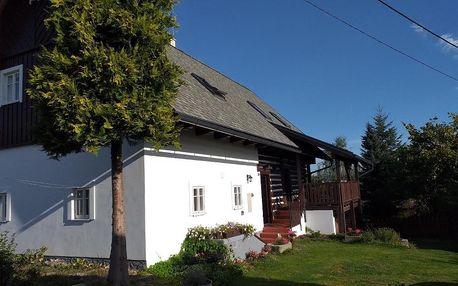 Liberecký kraj: Chalupa Šiška