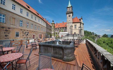 Český ráj: EA Hotel Zámek Hrubá Skála