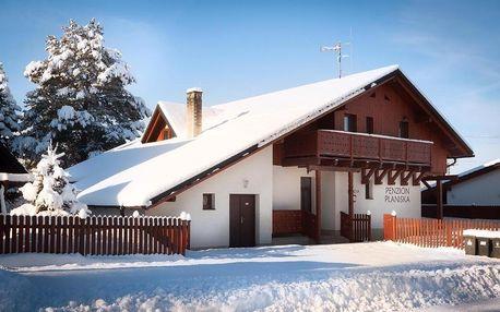 Valašsko: Penzion Planiska