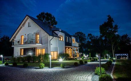 Polsko - Kudowa-Zdrój: Apartamenty u Harrego II Przy Stawie