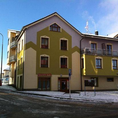 Třeboňsko: Apartmán Sportovní