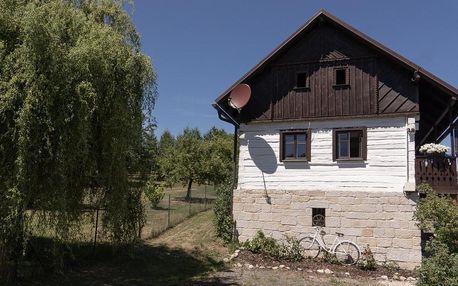 Český ráj: Roubenka Doubravice
