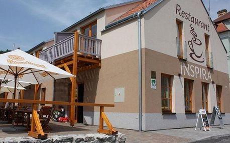 Vranov nad Dyjí, Jihomoravský kraj: Penzion Inspira