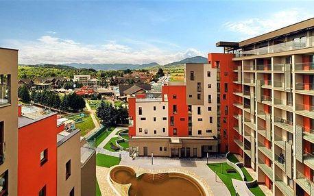 Bešeňová - hotel AKVAMARÍN, Slovensko