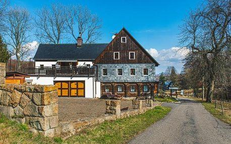 Lužické hory: Apartmány Tollendorf Lužické hory