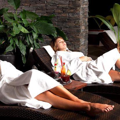 Thajské masáže na 60–90 min. a vstup do wellness