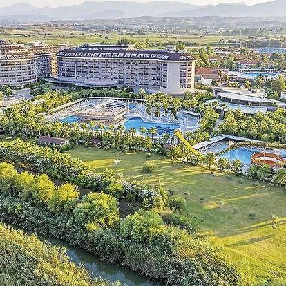 Turecko - Side - Manavgat letecky na 7-15 dnů, strava dle programu