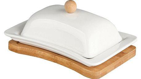 Altom Porcelánová dóza na máslo Regular