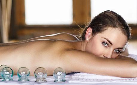 Dokonalý relax: masáže zad, šíje či celého těla