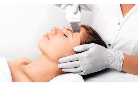 70–115 min. kosmetického ošetření: obličej i dekolt