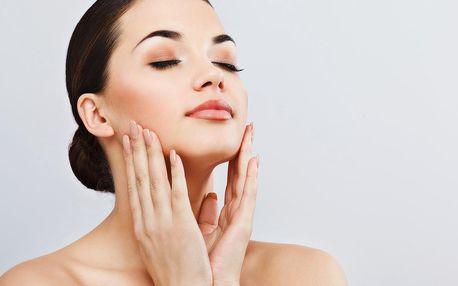 Kosmetické ošetření obličeje a Micro Bubble čištění