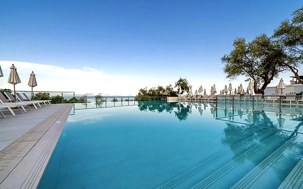 Hotel Aeolos Beach & Resort, Korfu, letecky, all inclusive2