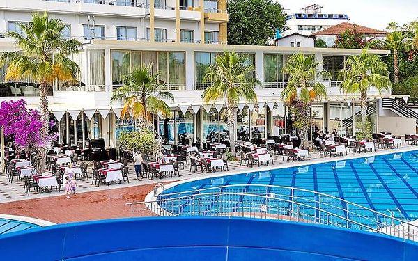 Hotel Lycus Beach, Turecká riviéra, letecky, all inclusive3