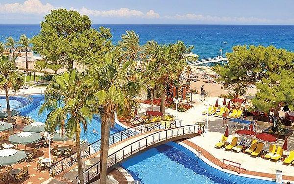Hotel Club Boran Mare Beach, Turecká riviéra, letecky, all inclusive3