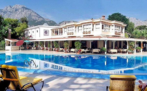 Hotel Club Boran Mare Beach, Turecká riviéra, letecky, all inclusive4