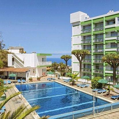 Španělsko - Tenerife letecky na 8-11 dnů, snídaně v ceně