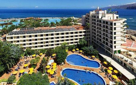Španělsko - Tenerife letecky na 8 dnů, snídaně v ceně
