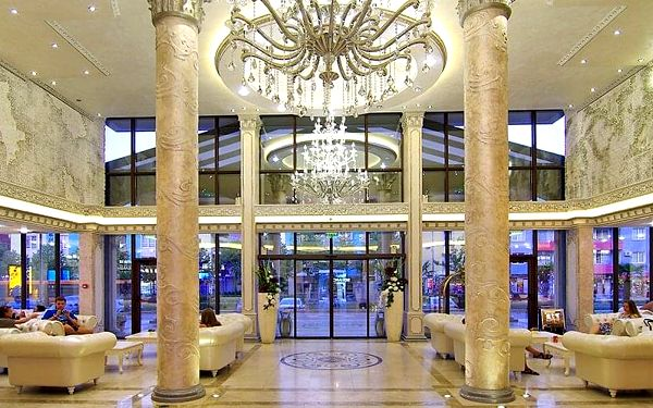 Hotel Diamant Residence Hotel & Spa, Burgas, letecky, all inclusive2