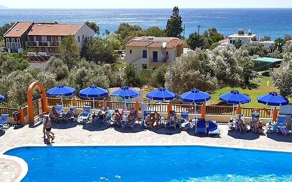 Hotel Kampos Village Resort, Samos, letecky, all inclusive2