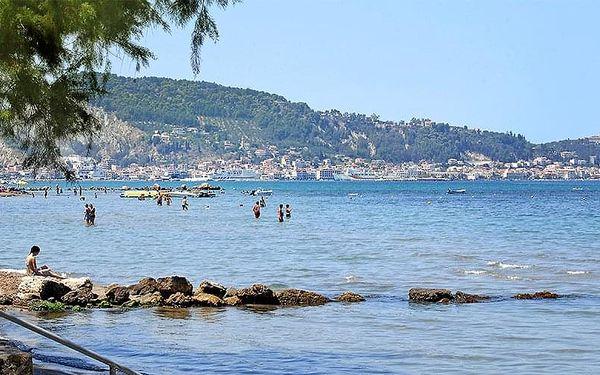 Hotel Mimoza Beach, Zakynthos, letecky, polopenze5