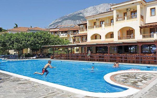 Hotel Kampos Village Resort, Samos, letecky, all inclusive4