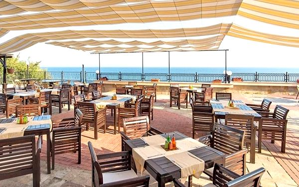 Hotel Tiva Del Mar, Burgas, letecky, all inclusive5