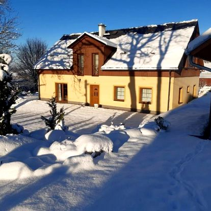 Lázně Libverda, Liberecký kraj: Villa u lesa
