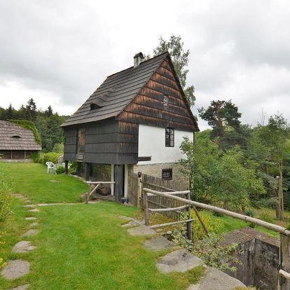 Karlovarský kraj: Vintage Holiday Home in Nejdek