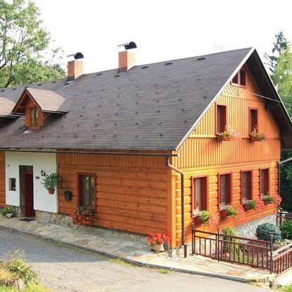 Liberecký kraj: Chalupa Monika- ubytování v soukromí