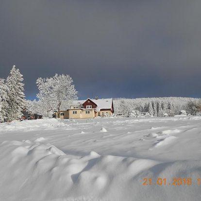 Liberecký kraj: U Jeriů