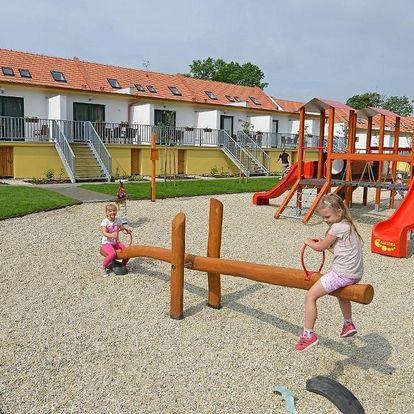 Jižní Morava: Apartmány Belveder