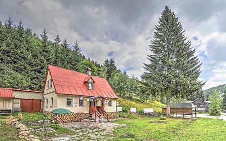 Královehradecký kraj: COTTAGE ON THE MOUNTAINS