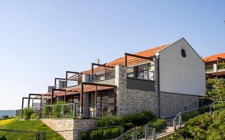 Pavlov, Jihomoravský kraj: Apartmán u pláže s terasou