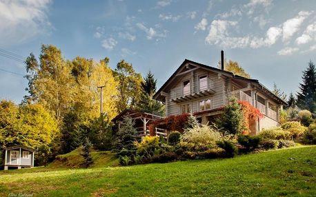 Karlovarský kraj: Srub Bublava 806