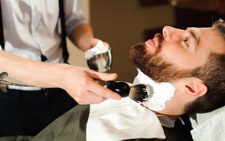 Střih, holení i kompletní péče na Vinohradech