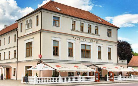 Nový hotel na Vranově s exkluzivní kuchyní a barem