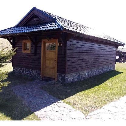 Chata Lucia 112 nedaleko Tatralandia