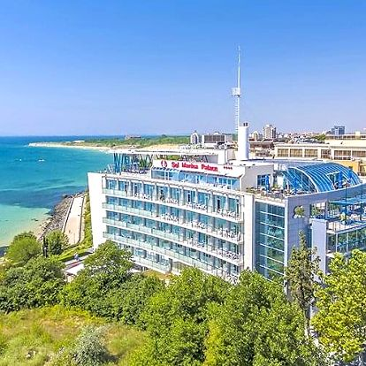 Bulharsko - Nesebar letecky na 7-15 dnů, all inclusive